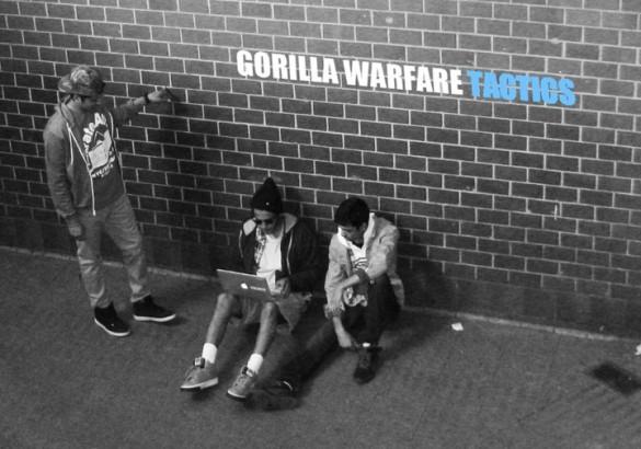 Hidden Gem: Gorilla Warfare Tactics *feel good chill hip hop